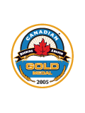 Canadian Brewing Awards - Médaille d'or