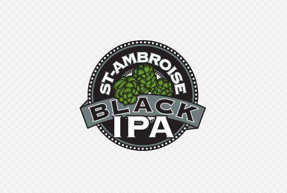 Vignette de « St-Ambroise Black India Pale Ale »