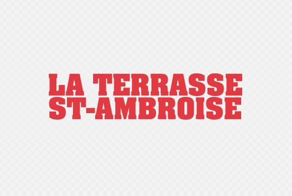 Vignette de « La Terrasse St-Ambroise »