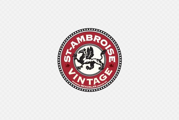 Vignette de « St-Ambroise Vintage Ale »