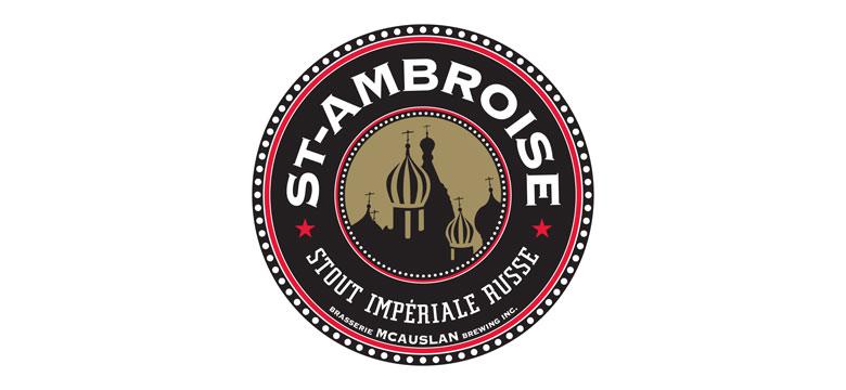 Promotion St-Ambroise Stout Impériale Russe 2013