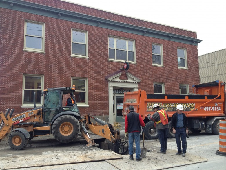 The Centre St-Ambroise will soon become a Pub!