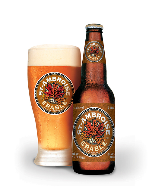 Our St-Ambroise maple beer is back!