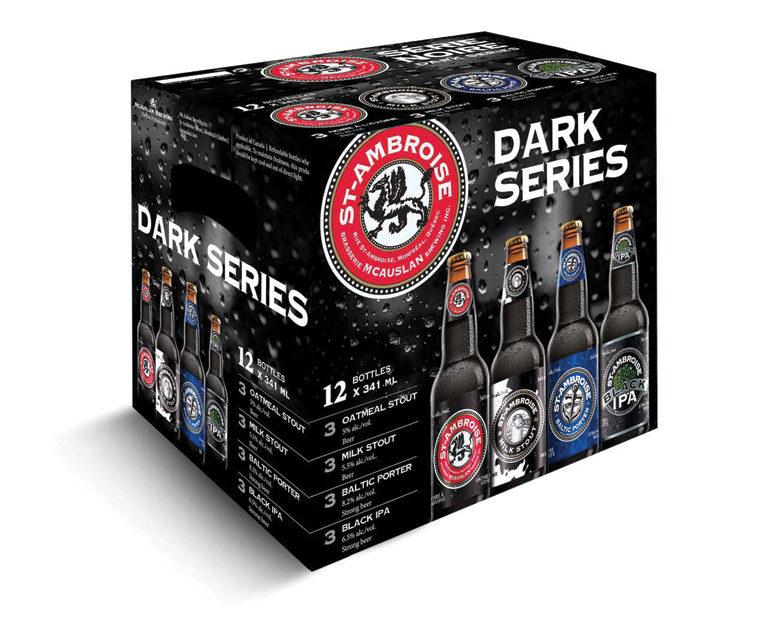 New mix pack – The Dark Series