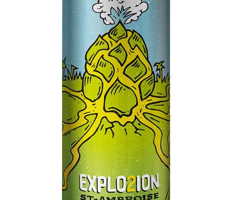 BOOM, EXPLO2ION  Volcanic Hop